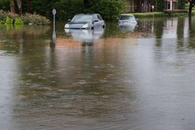 A half degree more global warming could flood out 5 million more people