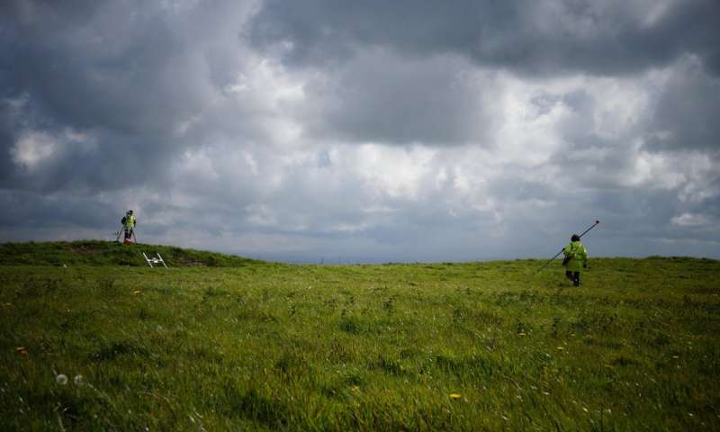 Archaeologist discovers Cornish barrow site