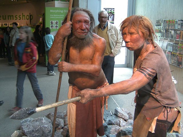 Compassion helped Neanderthals to survive