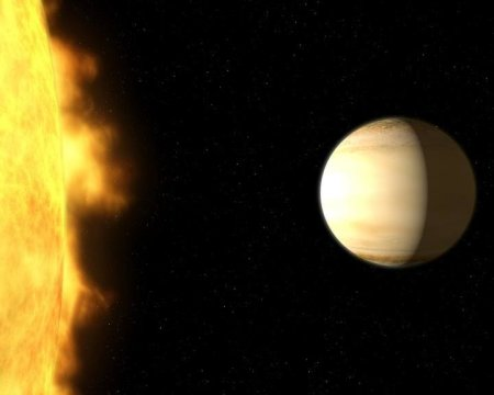 Hubble observes exoplanet atmosphere in more detail than ever before