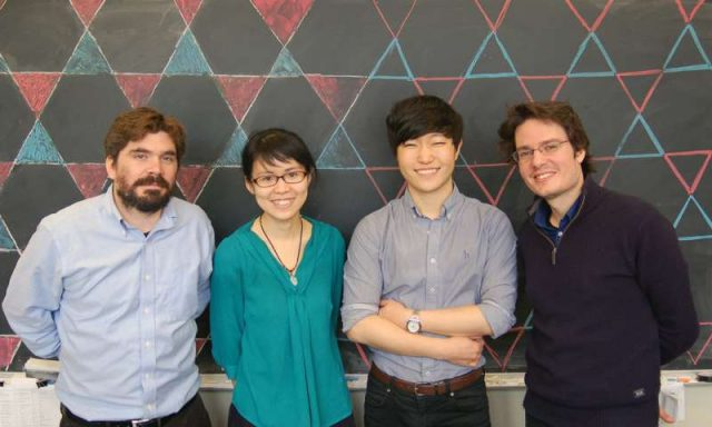 Kagome metal Physicists discover new quantum electronic material