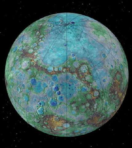 Newly discovered planet is hot metallic and dense as Mercury