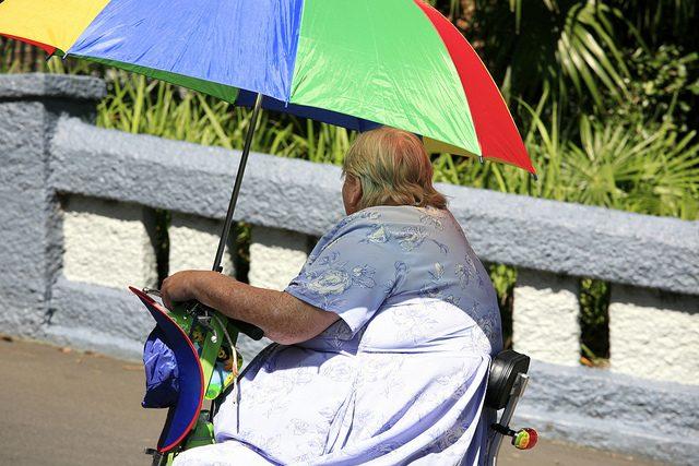 Obesity paradox debunked