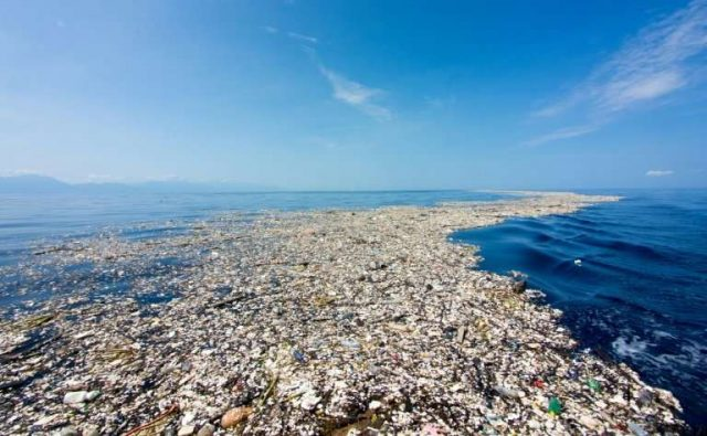 Pacific plastic dump far larger than feared study