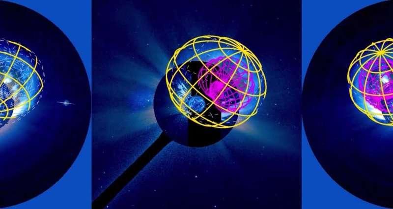 Three NASA satellites recreate solar eruption in 3 D