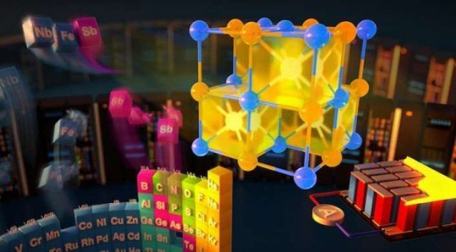 Algorithm take months not years to find material for improved energy conversion