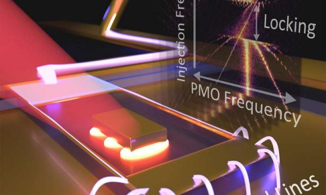 New device modulates light and amplifies tiny signals