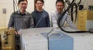 Research team demonstrates terahertz semiconductor laser with record high output power