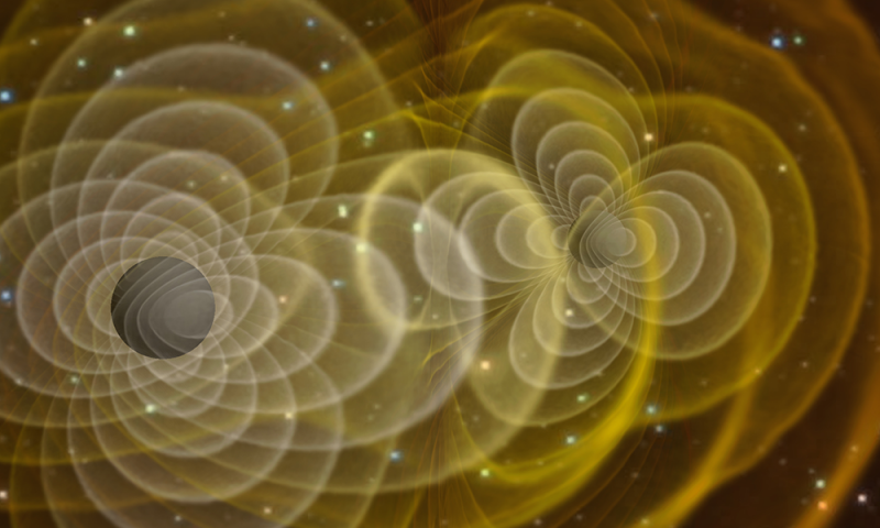 The background hum of space could reveal hidden black holes