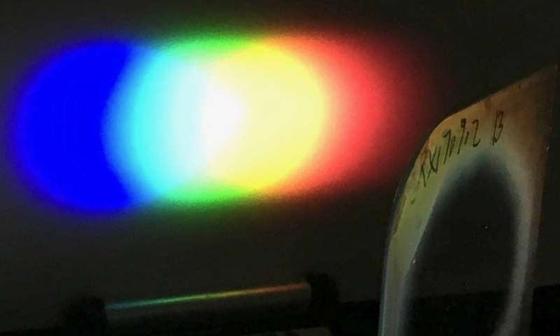 Tech bends light more efficiently offers wider angles for light input