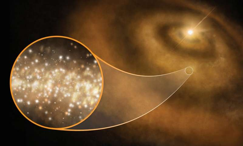 Nanodiamonds responsible for mysterious source of microwaves across the Milky Way
