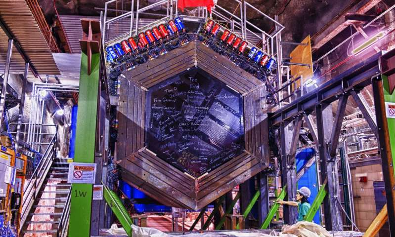 The secret to measuring the energy of an antineutrino