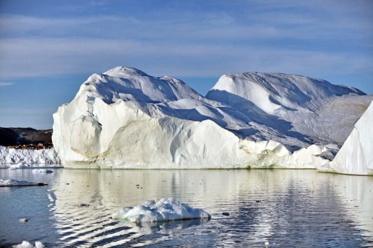 Frigid polar oceans not balmy coral reefs are species formation hot spots