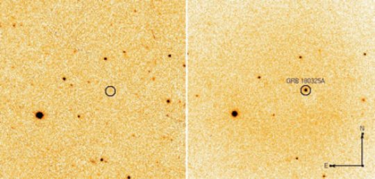 Milky Way type dust particles discovered in a galaxy 11 billion light years from Earth