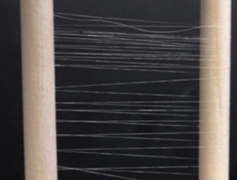 Bigger proteins stronger threads Synthetic spider silk