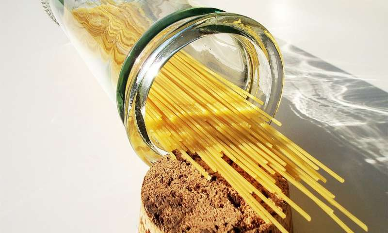 Mathematicians solve age old spaghetti mystery