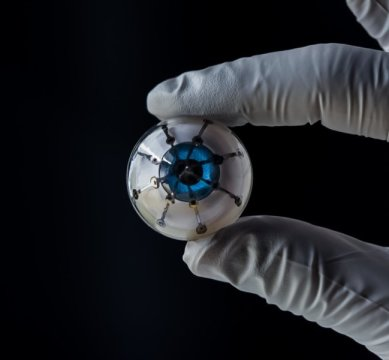 Researchers 3D print prototype for bionic eye