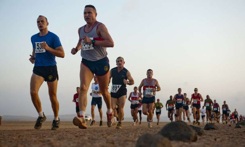 A single gene mutation may have helped humans become optimal long distance runners