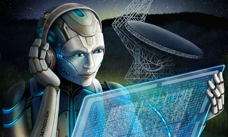 Artificial intelligence helps track down mysterious cosmic radio bursts
