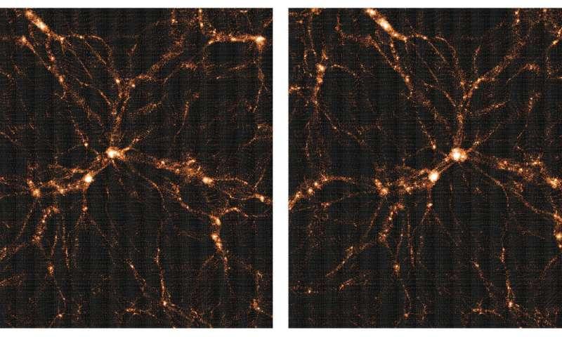 Hyper Suprime Cam survey maps dark matter in the universe