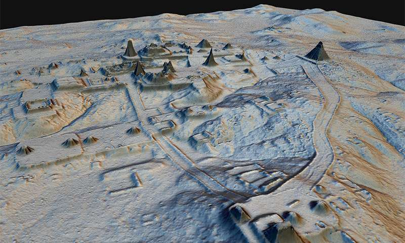 Unprecedented study confirms massive scale of lowland Maya civilization