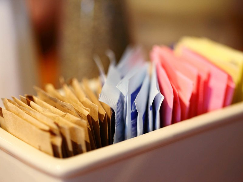 Artificial sweeteners have toxic effects on gut microbes