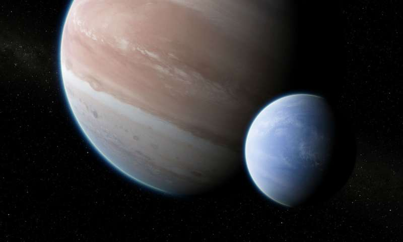 Astronomers find first compelling evidence for a moon outside our solar system