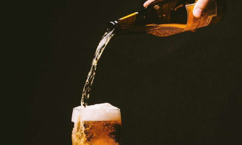 Beer supply threatened by future weather extremes
