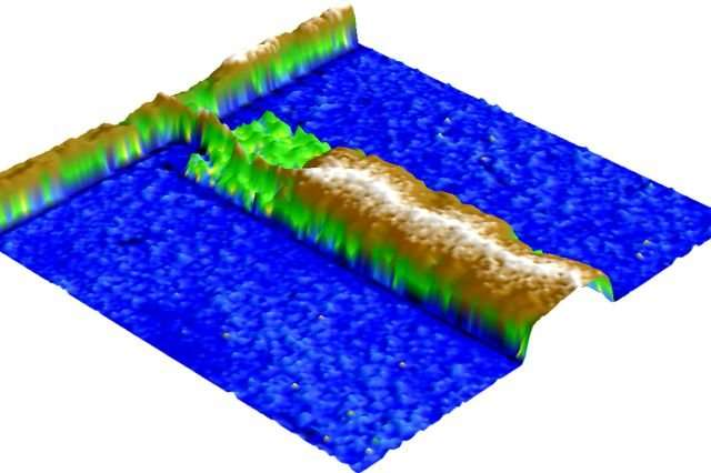 Electronic activity previously invisible to electron microscopes revealed