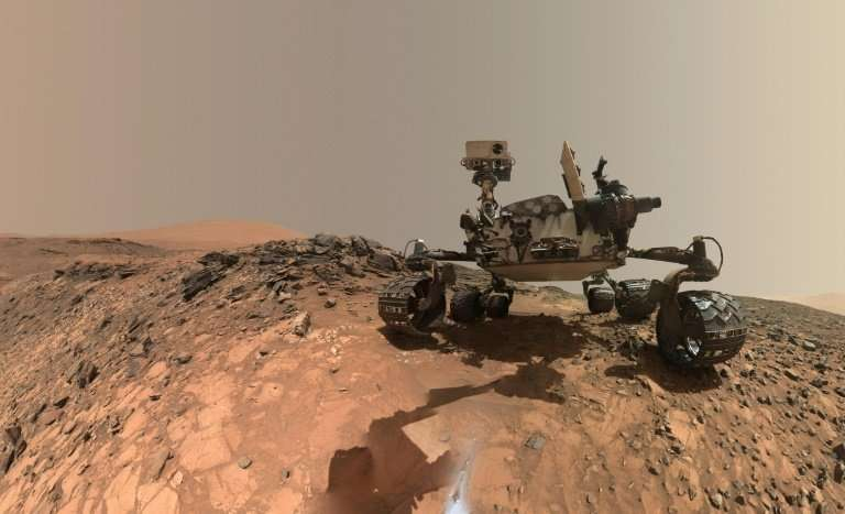 Mars could have enough molecular oxygen to support life and scientists figured out where to find it
