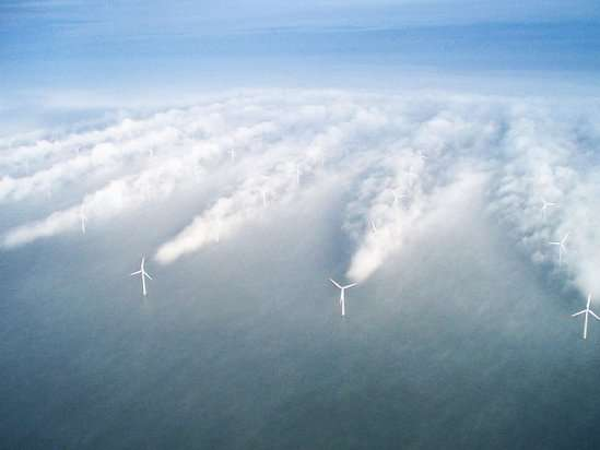 Mechanical engineers develop ways to improve windfarm productivity
