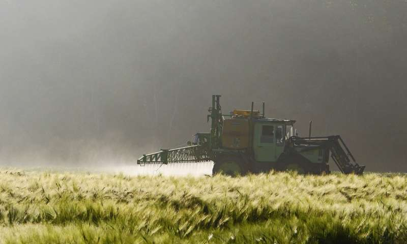 New study links common herbicides and antibiotic resistance