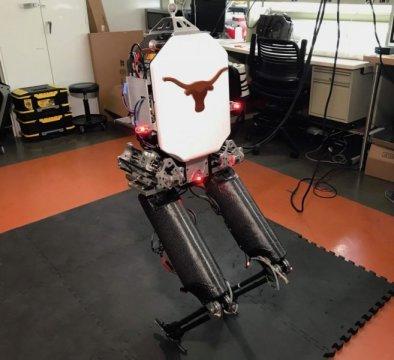 Robot masters human balancing act