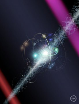 Unprecedented look at electron Size limit for undiscovered subatomic particles determined