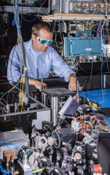 Atomic clocks now keep time well enough to improve models of Earth