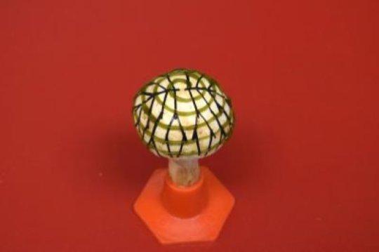 Bionic mushrooms fuse nanotech bacteria and fungi