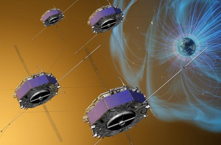 Earths magnetotail First ever views of elusive energy explosion