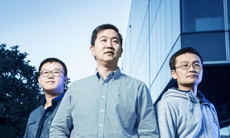 Scientists create atomic scale 2 D electronic kagome lattice