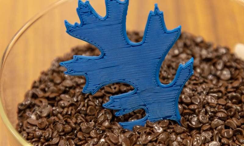 New composite advances lignin as a renewable 3 D printing material