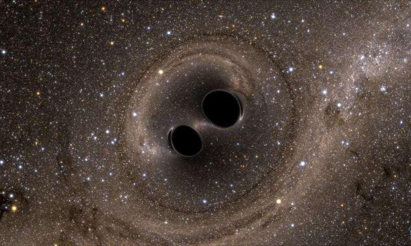 Scientists detect biggest known black hole collision