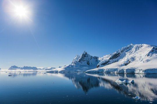 Antarctic krill population contracts southward as polar oceans warm
