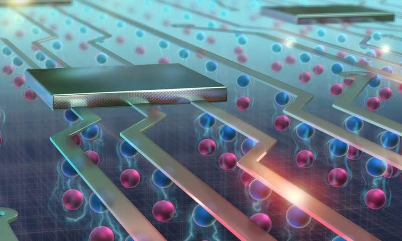 Excitons pave the way to higher performance electronics