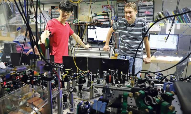 Meet the quantum fridge—at three atoms in size its much smaller than a minibar