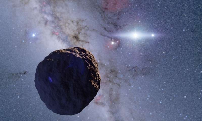 Missing link in planet evolution found