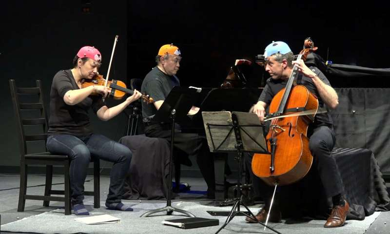 Researchers examine how musicians communicate non verbally during performance