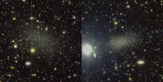 The lonely giant Milky Way sized galaxy lacking galactic neighbors