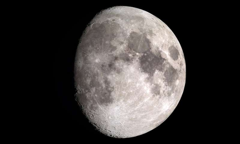 Ingredients for water could be made on surface of moon a chemical factory