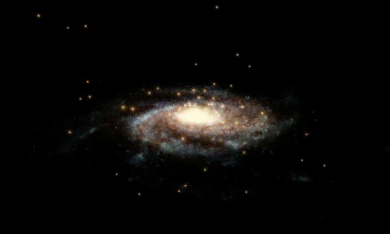 Hubble and Gaia accurately weigh the Milky Way