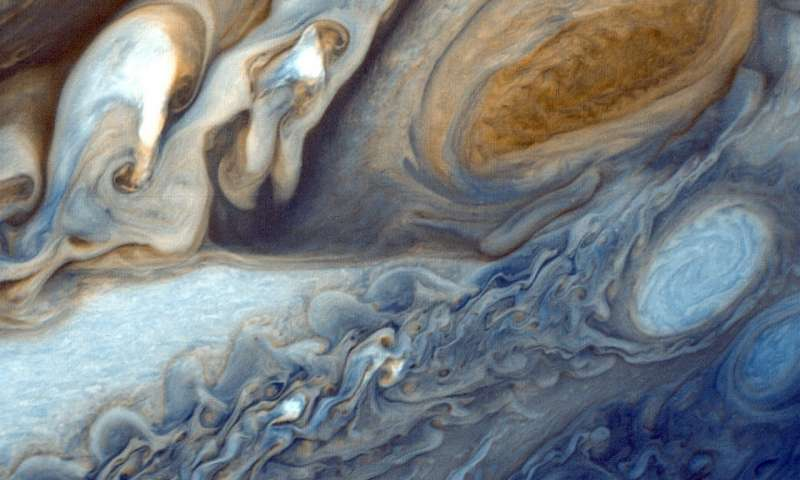 Jupiters unknown journey through the early solar system revealed