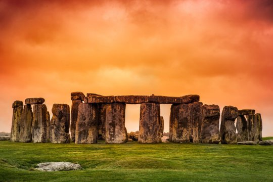 Prehistoric Britons rack up food miles for feasts near Stonehenge